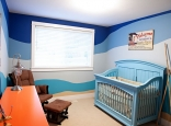 Wave Patterned Nursery