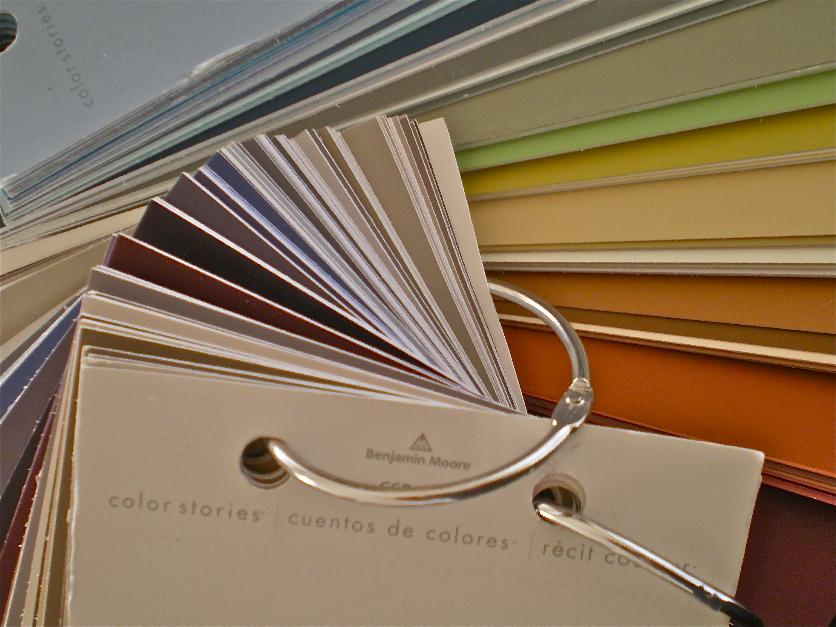 Benjamin Moore Colour Stories I